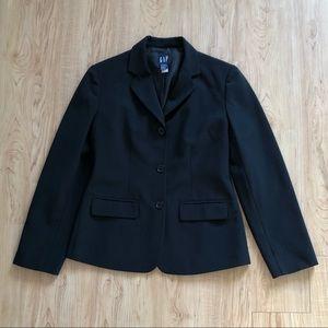 Women Gap Black Blazer in Size 2.